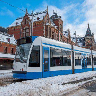 Public transport Amsterdam